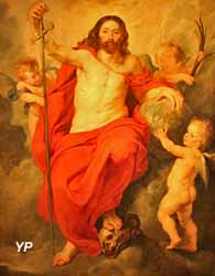 Le Christ triomphant de la Mort et du Péché (Pierre-Paul Rubens)