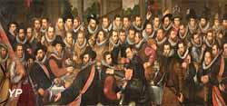 La Garde civique de Saint-Adiren (Cornelius Engelsz)