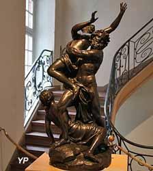 L'Enlèvement de Proserpine (François Girardon, 1693)