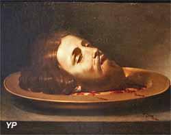 Tête de saint Jean-Baptiste (Andrea Vaccaro)