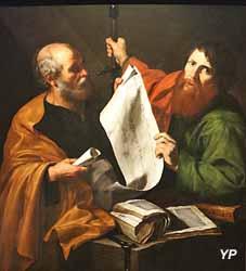 Saint Pierre et saint Paul (Jusepe de Ribera)