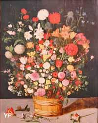 Bouquet de fleurs (Jan I Brueghel, dit De Velours)