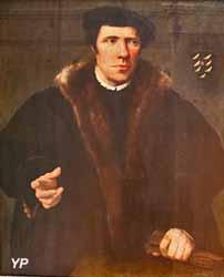 Portrait d'homme (Ambrosius Benson)