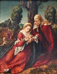 Sainte Famille (Léonard Beck)
