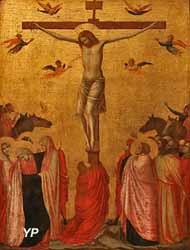 La Crucifixion (Giotto di Bondone, dit Giotto)