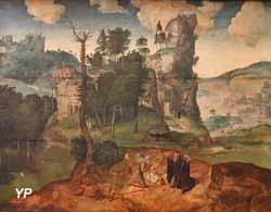 Saint Paul et saint Antoine dans le désert (Joachim Patenier)