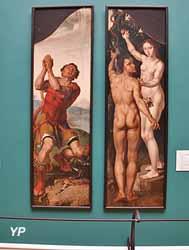 Gédéon - Adam et Ève (Maarten van Heemskerck)