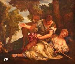 Céphale et Procris (Paolo Caliaris dit Véronèse)