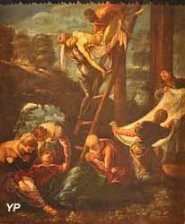 La Descente de Croix (Jacopo Robusti, dit Le Tintoret)