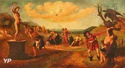Le Mythe de Prométhée (Piero di Lorenzo, dit Piero di Cosimo)