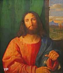 Salvator Mundi (Jacopo Neggretti, Palma il Vecchio)