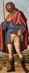 Saint Roch (Giovanni Battista, dit Cima da Conegliano)