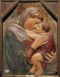 Vierge à l'Enfant, dite la Madone Pazzi (d'après Donato di Niccolo Dardi, dit Donatello)