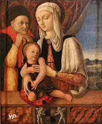 Sainte Famille (Antonio Vivarini)