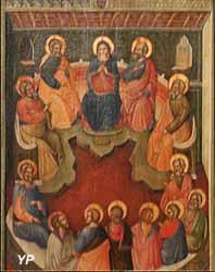 La Pentecôte (Maître du Crucifix de Pesaro)