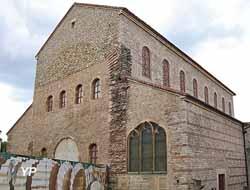 Église Saint-Pierre-aux-Nonnains (Yalta Production)