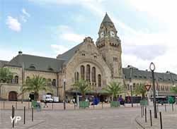 Gare de Metz (Yalta Production)