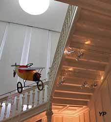 Musée Tomi Ungerer - centre International de l'Illustration