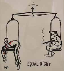 L'égalité des droits (Tomi Ungerer, 1989)