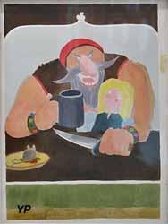 Le génat de Zéralda (Tomi Ungerer, 2009)