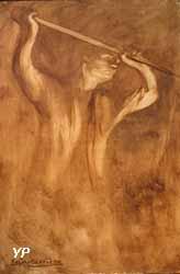 Fondeur (Eugène Carrière)