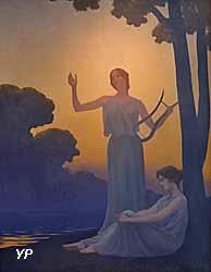 Chant du soir (Alphonse Osbert, 1906)
