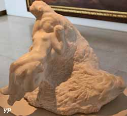 Psyché transportée par la chimère (Auguste Rodin)