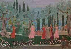 Fin de journée du Décaméron (Maurice Denis, 1907)