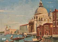 Église de la Salute à Venise (Henry de Waroquier)