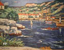 Port de Cassis (André Fraye, 1920)