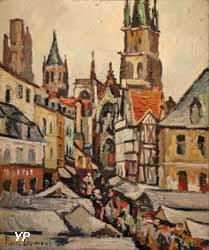 Cathédrale de Rouen (Pierre Dumont)