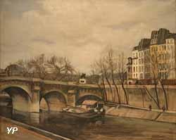 Quai des Orfèvres à Paris (Marie-Louise Siméon)