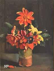 Vase de fleurs (André Derain)