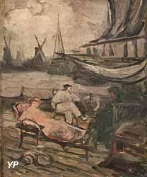 Le Voilier (Pierre Laprade)