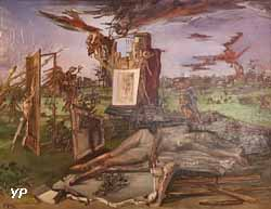 l'Hommage à Callot (Francis Gruber)