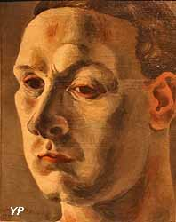 Autoportrait (Pavel Tchelitchev, 1924)