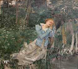 Ophélie (Jules Bastien-Lepage, 1881)