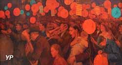 Soir de 14 juillet (Charles Whittmann, 1910)