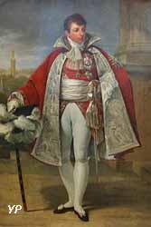 Portrait du maréchal Duroc, duc de Frioul (Antoine-Jean Gros)
