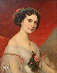 Portrait d'Emma Schroekinger