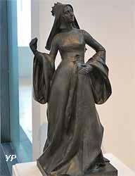 Dame de pique (Charles-René de Saint-Marceaux)