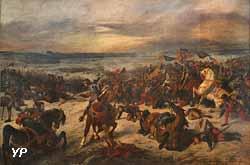 La Bataille de Nancy (Eugène Delacroix)