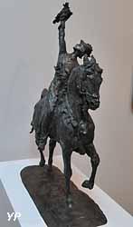Fauconnier hindou (Aimé-Nicolas Morot)