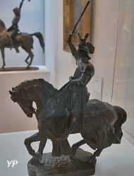 Statue équestre du duc René II (Mathias Schiff, 1882)