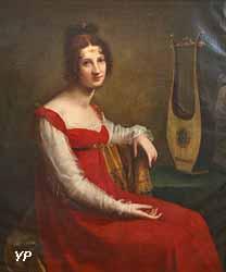 Portrait d'Élise VoÏart (Constance Mayer, 1811)