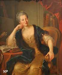 Portrait de Louise-Elisabeth Dufresne (Jean Girardet)