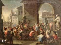 Scènes de carnaval (Bartolomeo Bianchini)