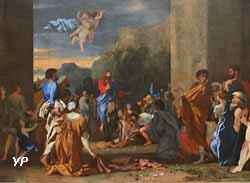 Entrée du Christ à Jérusalem (Nicolas Poussin)