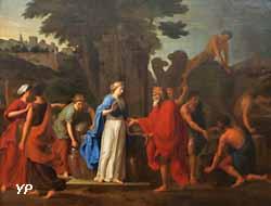 Éliézer et Rébecca (Henri-Antoine de Favanne, 1693)