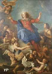 L'Assomption (Charles de La Fosse)